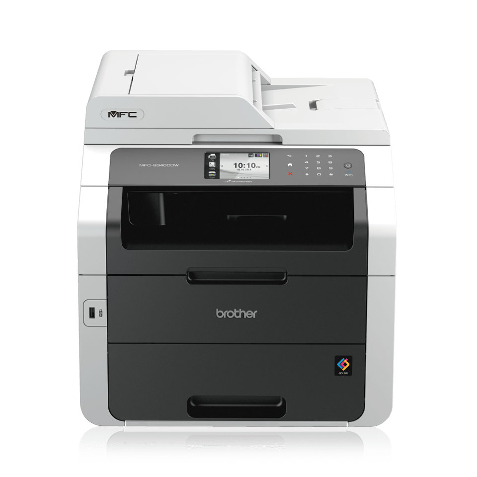 MFC-9340CDW all-in-one kleurenled printer
