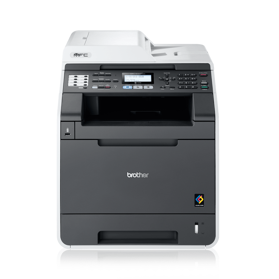 MFC-9460CDN all-in-one kleurenlaserprinter 2