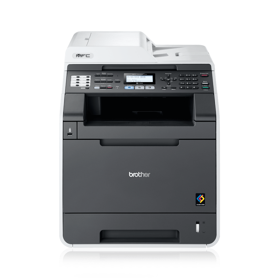 MFC-9465CDN all-in-one kleurenlaser printer 2