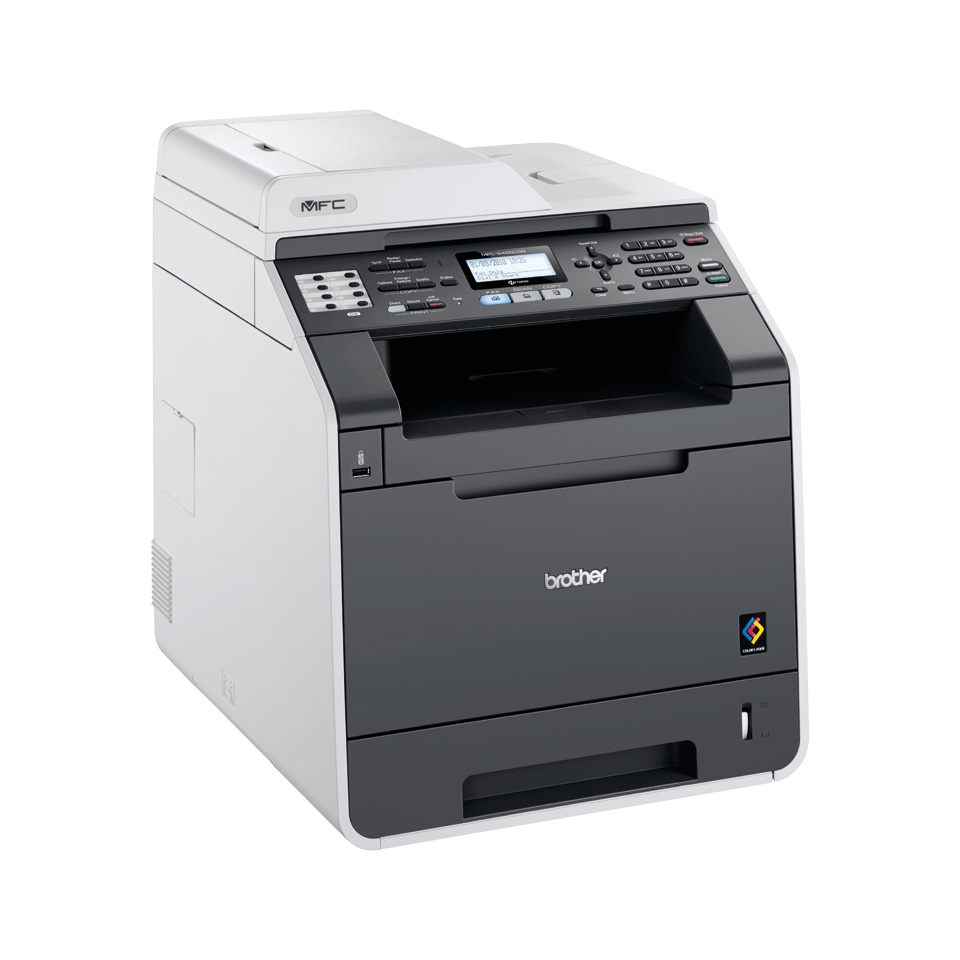 MFC-9465CDN all-in-one kleurenlaser printer 3