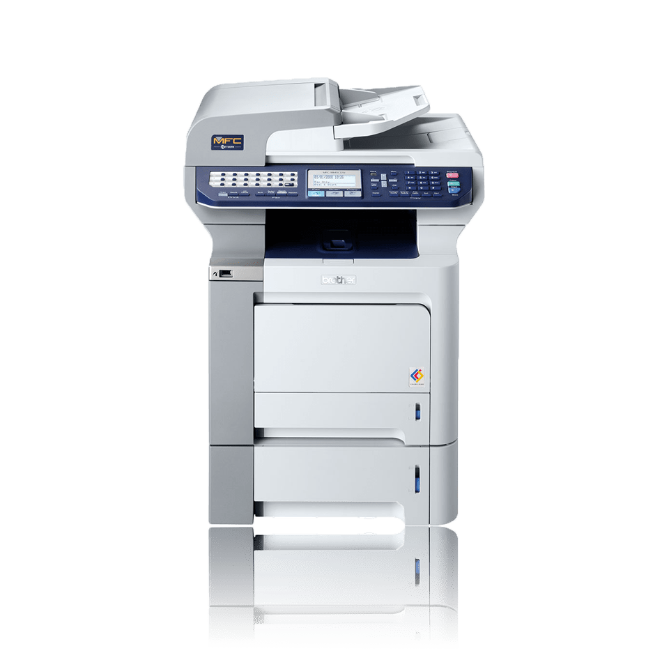 MFC-9840CDW 4-in-1 kleurenlaser printer