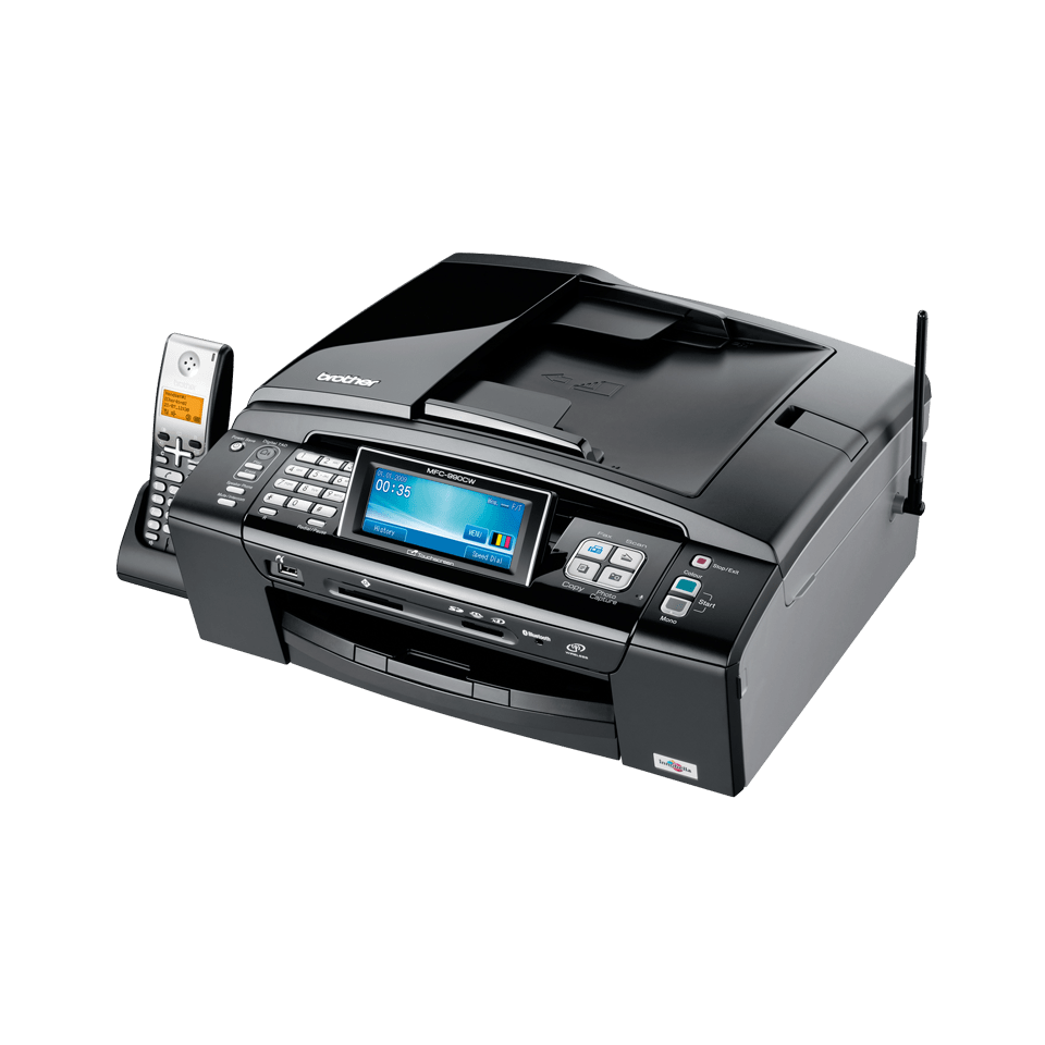 MFC-990CW all-in-one inkjetprinter