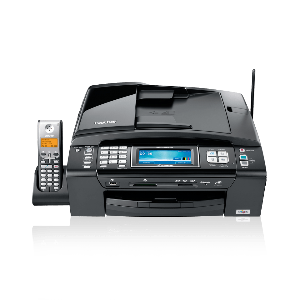 MFC-990CW all-in-one inkjet printer 2