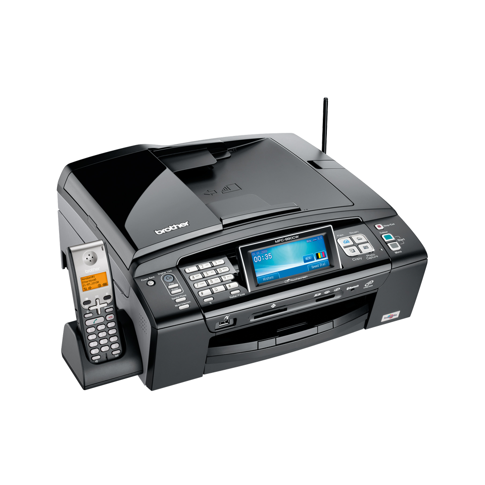 MFC-990CW all-in-one inkjet printer 3