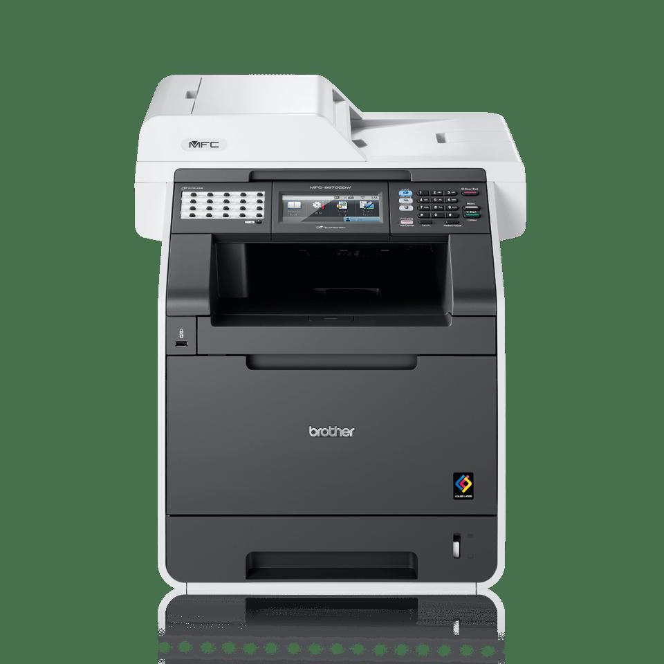 MFC-9970CDW imprimante 4-en-1 laser couleur
