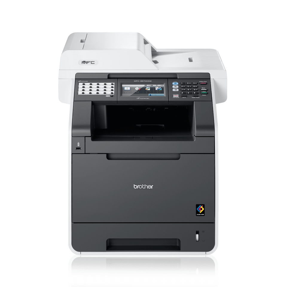 MFC-9970CDW 4-in-1 kleurenlaser printer