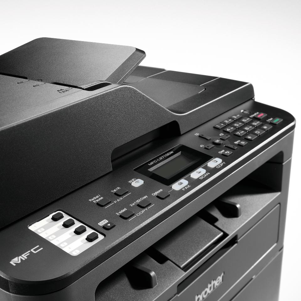 MFC-L2710DW all-in-one mono laser printer 5