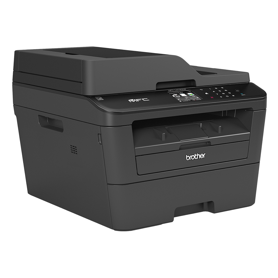 MFC-L2740DW all-in-one mono laser printer 3