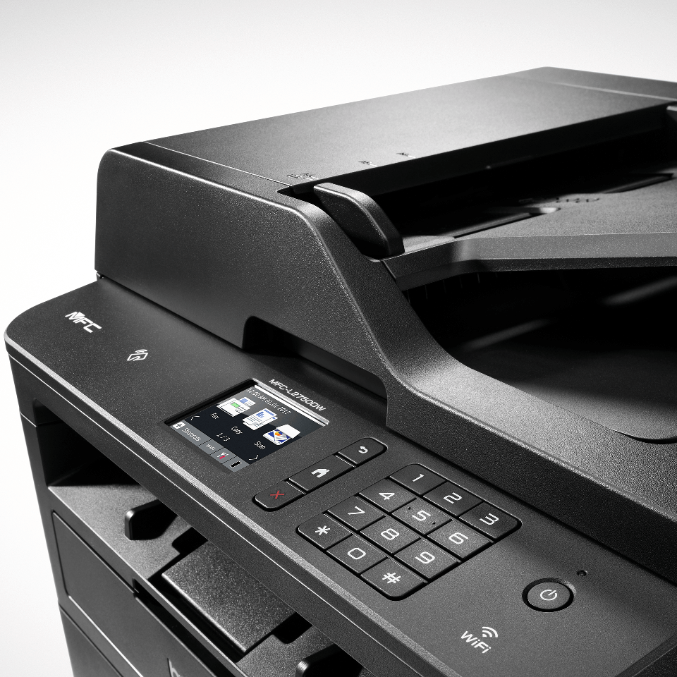 MFC-L2750DW all-in-one mono laser printer 4