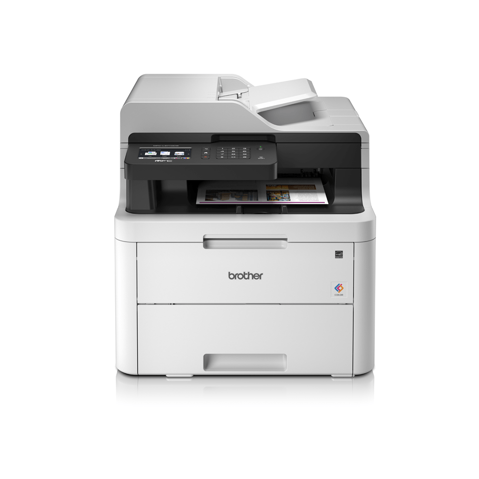 MFC-L3710CW 4-in-1 kleuren LED printer, Wifi 6