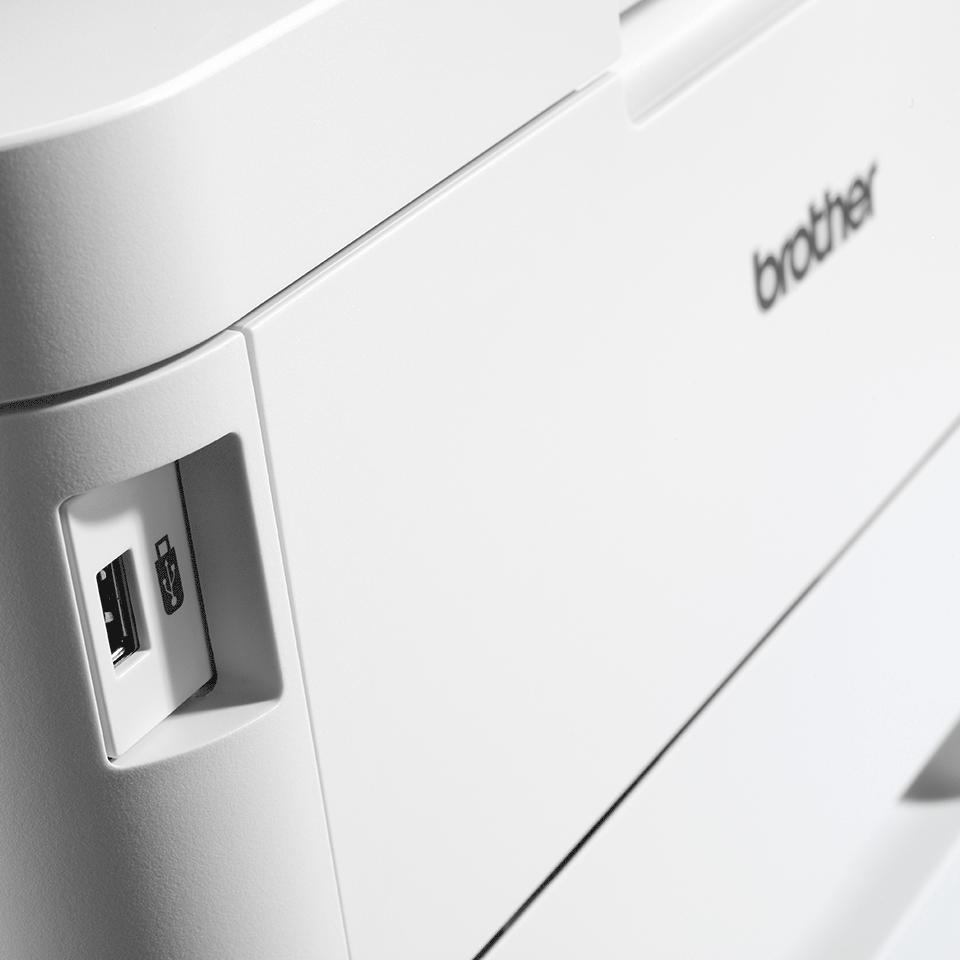 MFC-L3750CDW imprimante laser couleur 4-en-1, Wifi, Ethernet 4