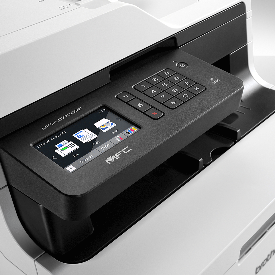MFC-L3770CDW all-in-one kleurenled printer 4