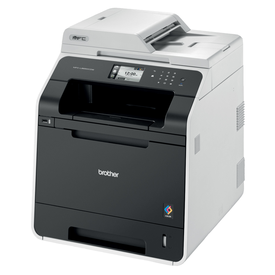 MFC-L8650CDW imprimante laser couleur tout-en-un professionnelle 2