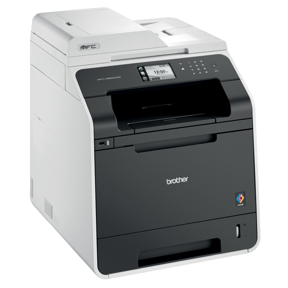 MFC-L8650CDW business all-in-one kleurenlaser printer 3