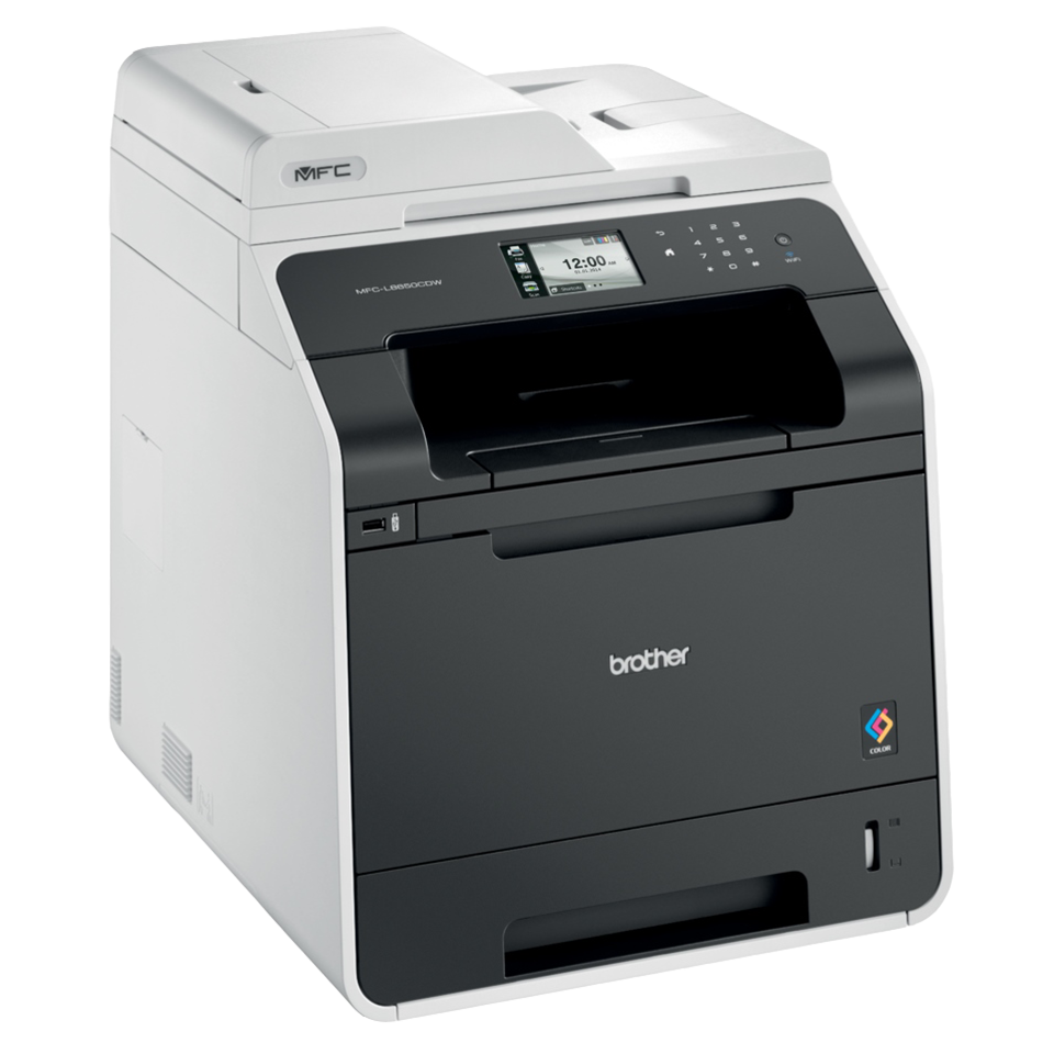 MFC-L8650CDW business all-in-one kleurenlaser printer 3