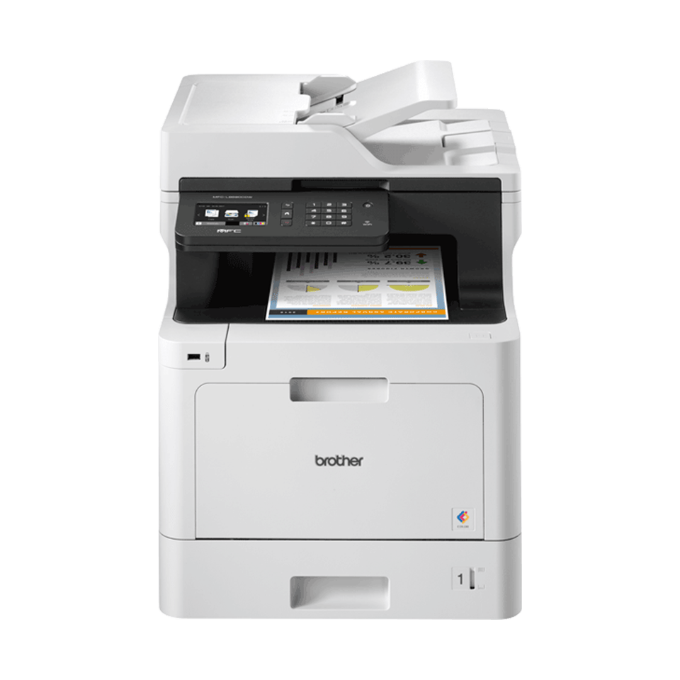 MFC-L8690CDW professionele all-in-one wifi kleurenlaserprinter 8