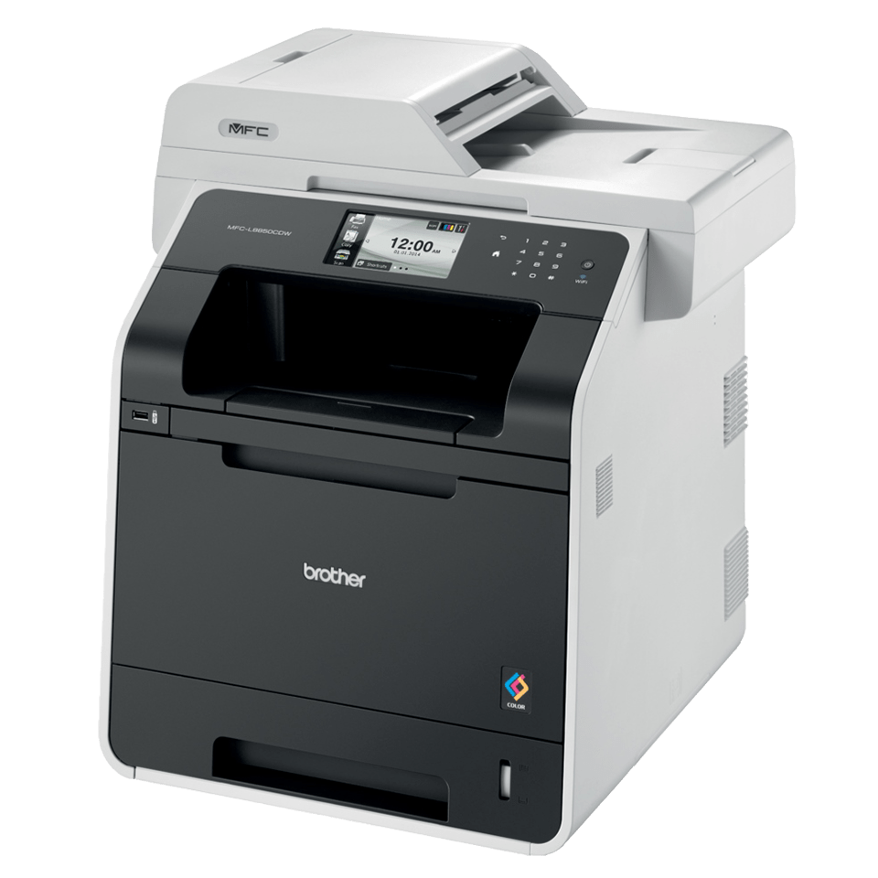 MFC-L8850CDW business all-in-one kleurenlaserprinter 2