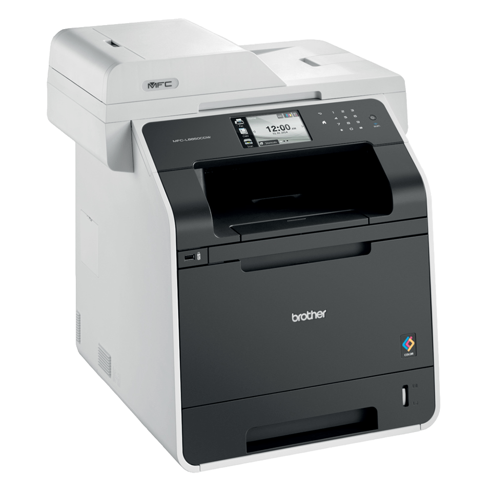 MFC-L8850CDW business all-in-one kleurenlaserprinter 3
