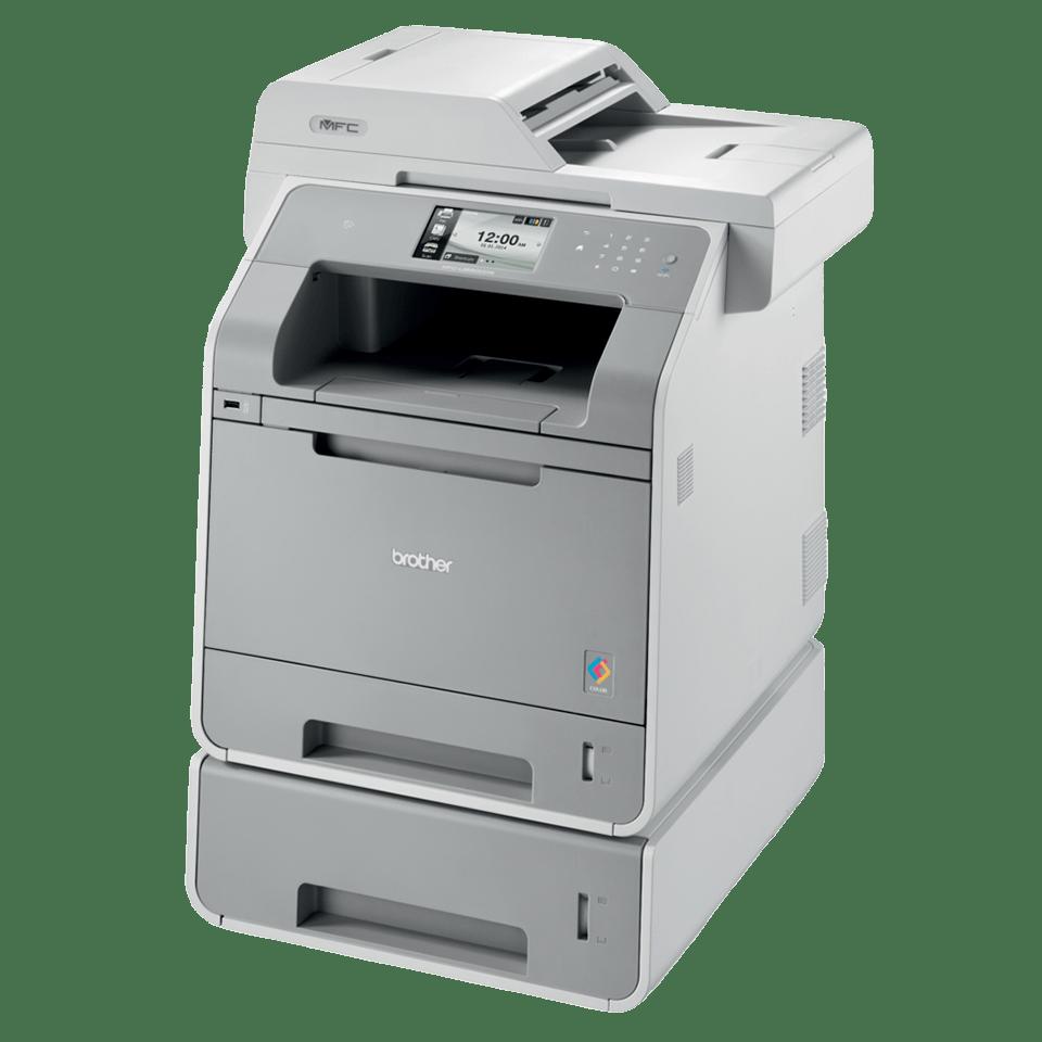 MFC-L9550CDWT business all-in-one kleurenlaser printer 2
