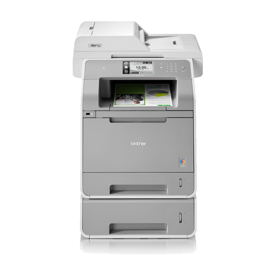 MFC-L9550CDWT business all-in-one kleurenlaser printer