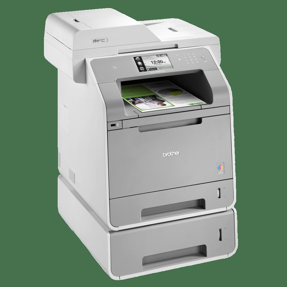 MFC-L9550CDWT imprimante laser couleur tout-en-un professionnelle 3