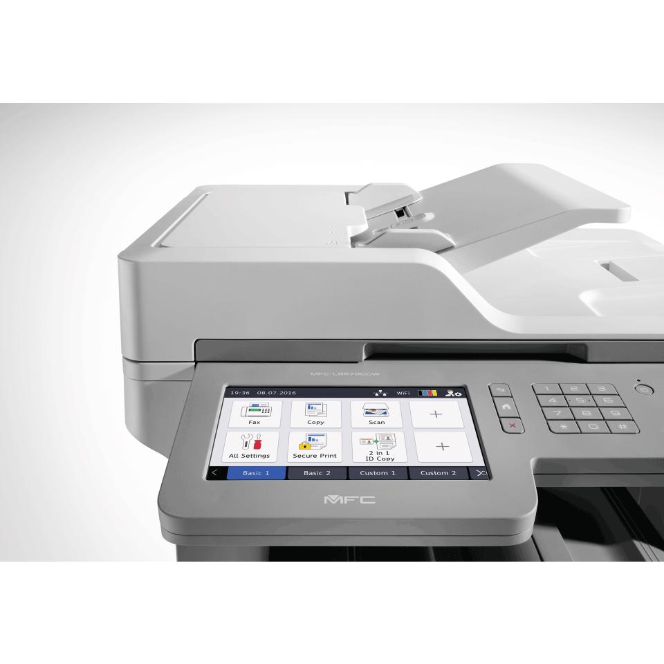 MFC-L9570CDW business all-in-one kleurenlaser printer 11