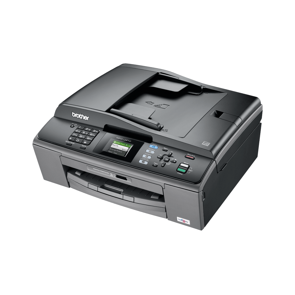 MFC-J410 all-in-one inkjetprinter