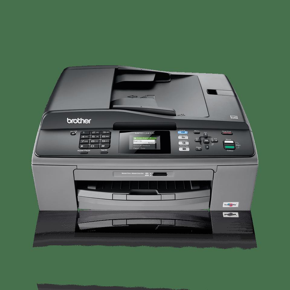 MFC-J410 all-in-one inkjet printer 2