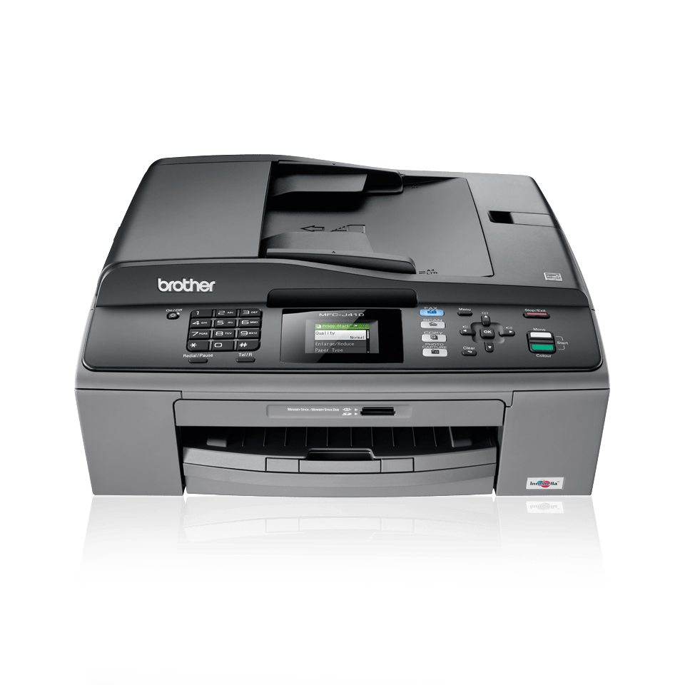 MFC-J410 all-in-one inkjetprinter 2