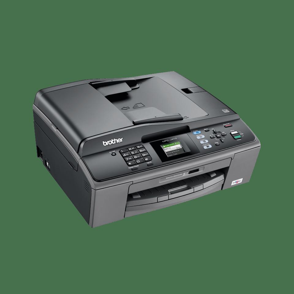 MFC-J410 all-in-one inkjet printer 3
