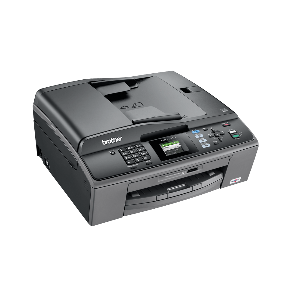 MFC-J410 all-in-one inkjetprinter 3
