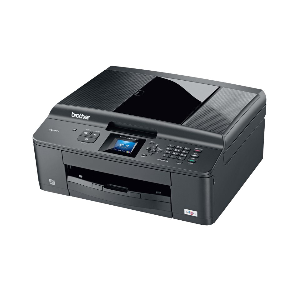 MFC-J430W all-in-one inkjetprinter