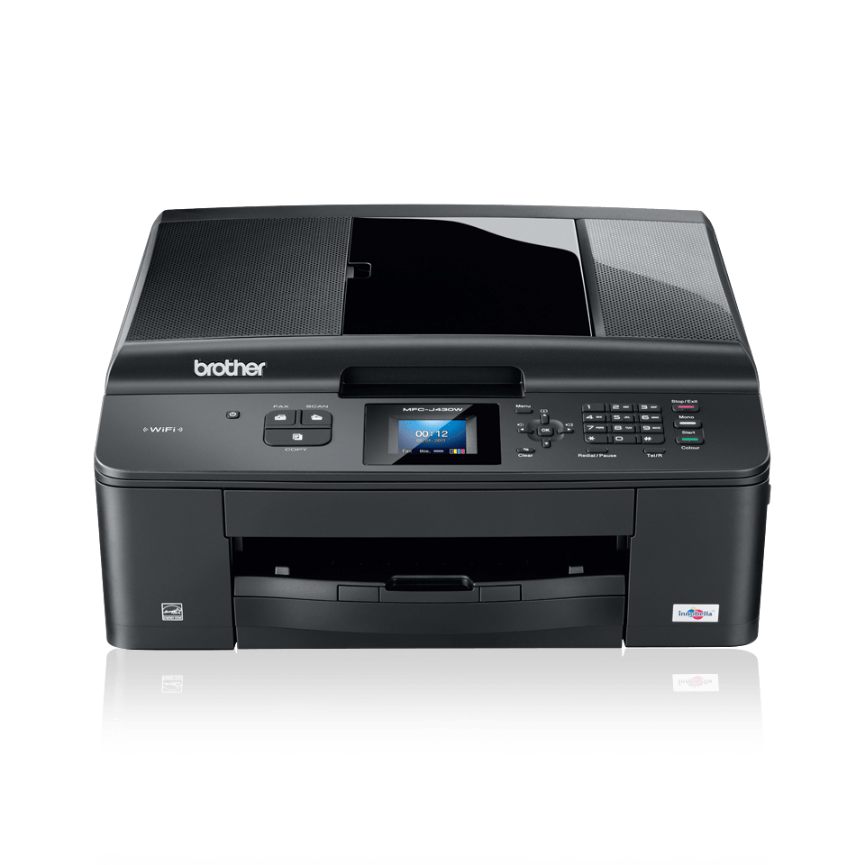 MFC-J430W 4-in-1 inkjet printer