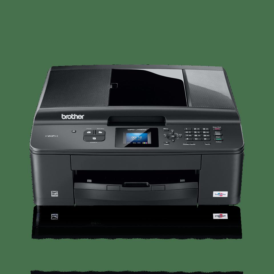 MFC-J430W all-in-one inkjet printer 2