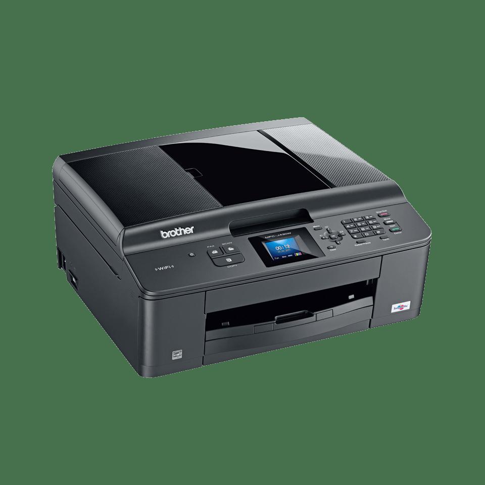 MFC-J430W all-in-one inkjet printer 3
