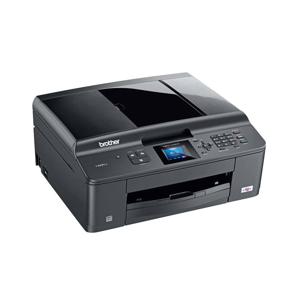 MFC-J430W all-in-one inkjetprinter 3