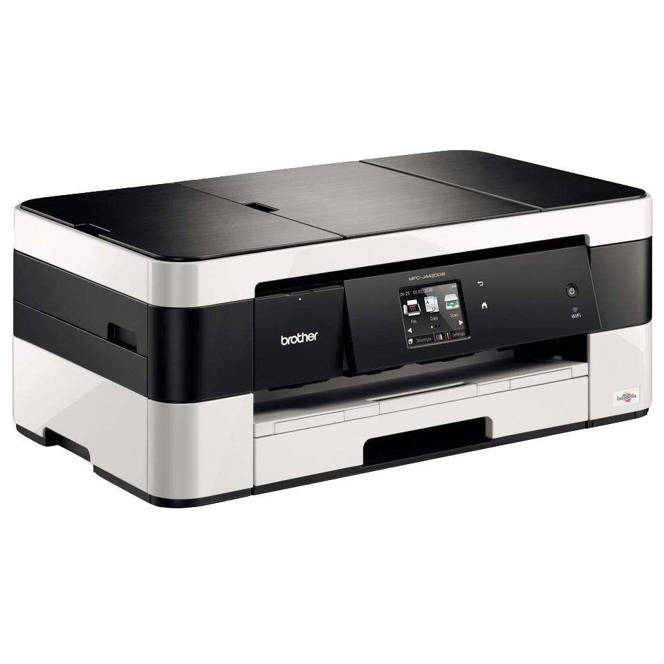 MFC-J4420DW all-in-one inkjet printer 3