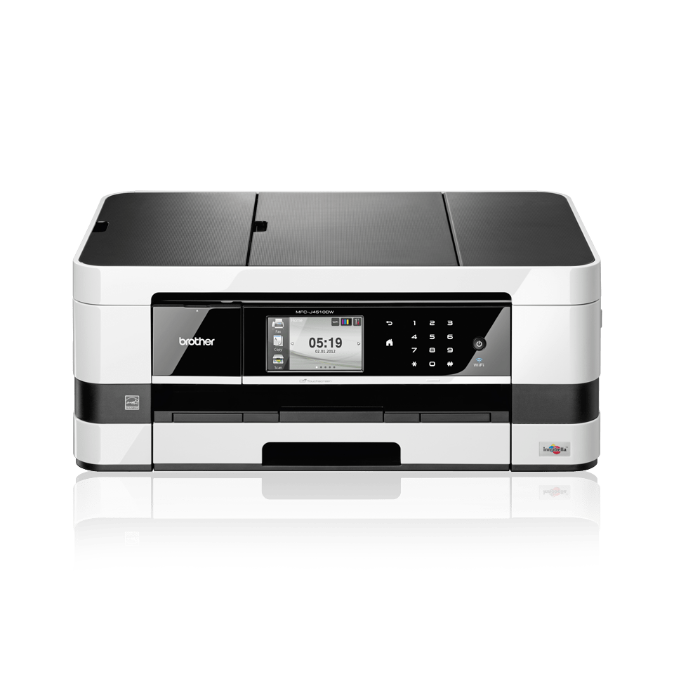 MFC-J4510DW all-in-one inkjet printer 2