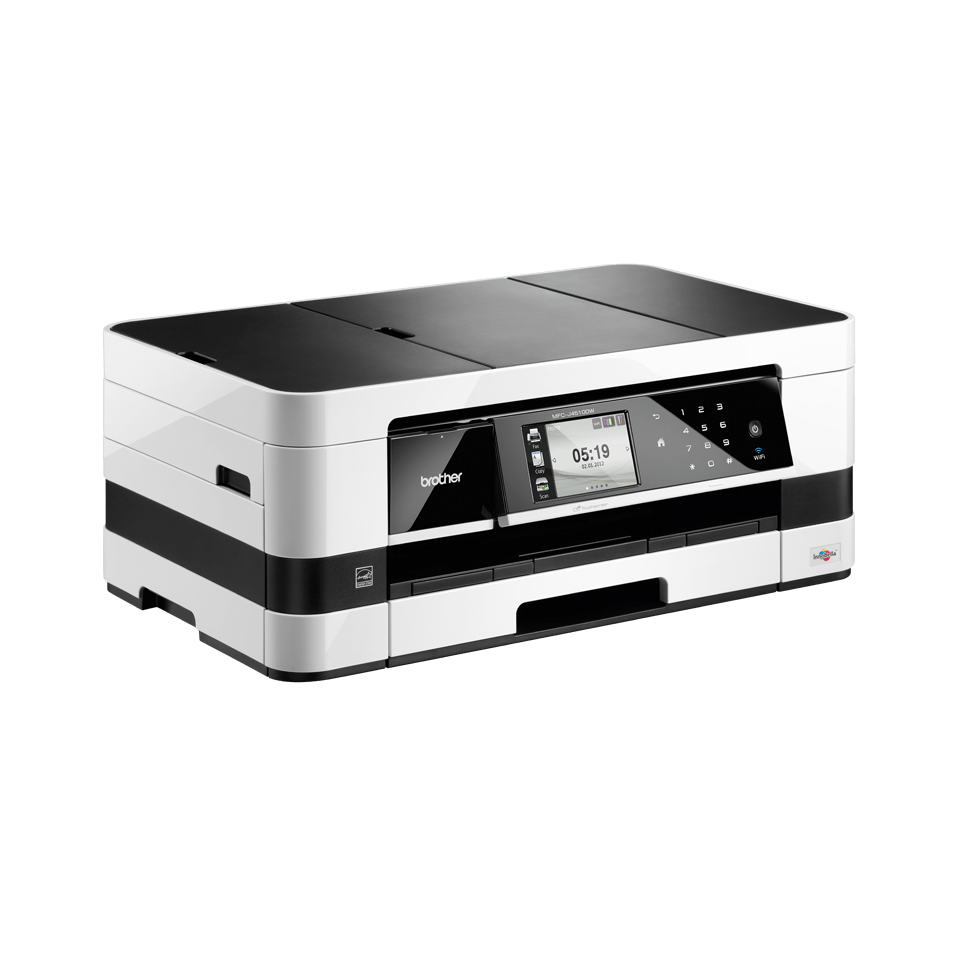 MFC-J4510DW all-in-one inkjet printer 3