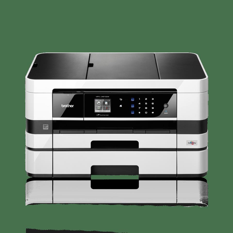 MFC-J4610DW all-in-one inkjet printer 2