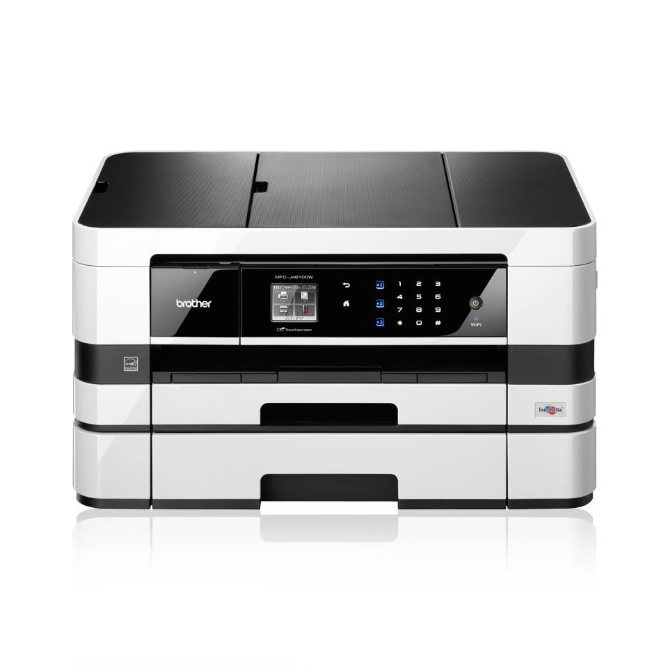 MFC-J4610DW 4-in-1 inkjet printer