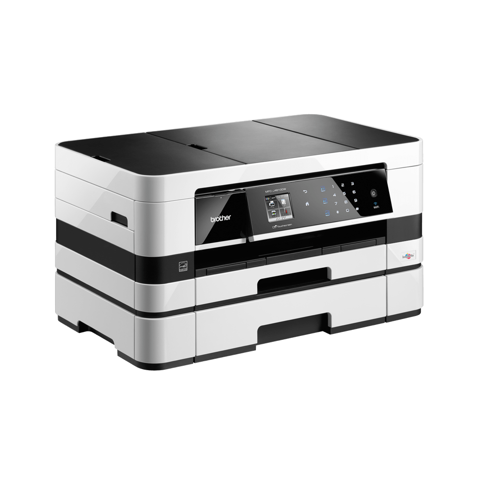 MFC-J4610DW all-in-one inkjet printer 3