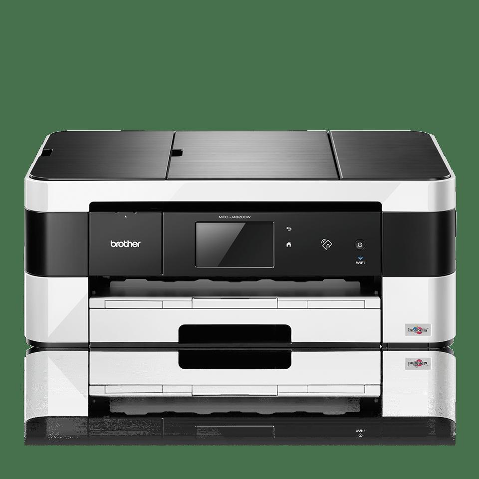 MFC-J4620DW all-in-one inkjet printer 2