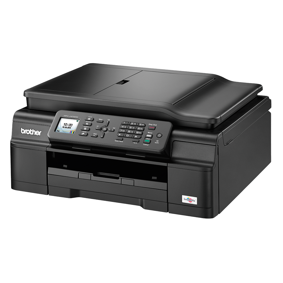 MFC-J470DW all-in-one inkjet printer 2