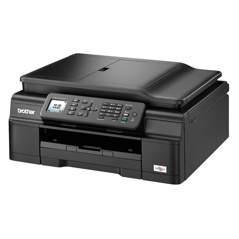 MFC-J470DW all-in-one inkjetprinter 2