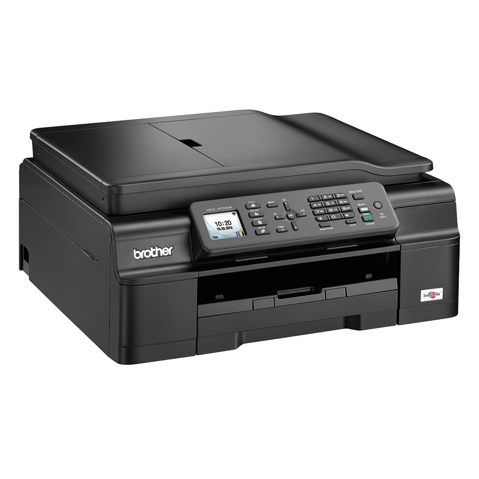 MFC-J470DW all-in-one inkjet printer 3
