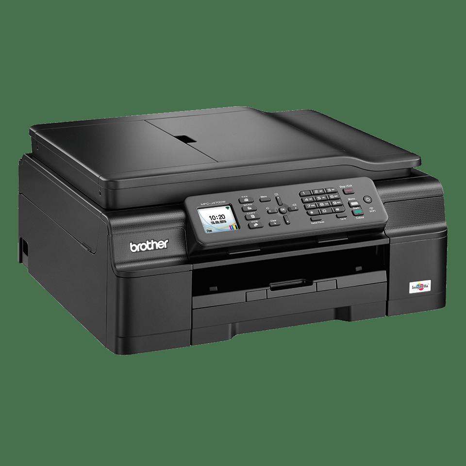 MFC-J470DW imprimante 4-in-1 jet d'encre 3