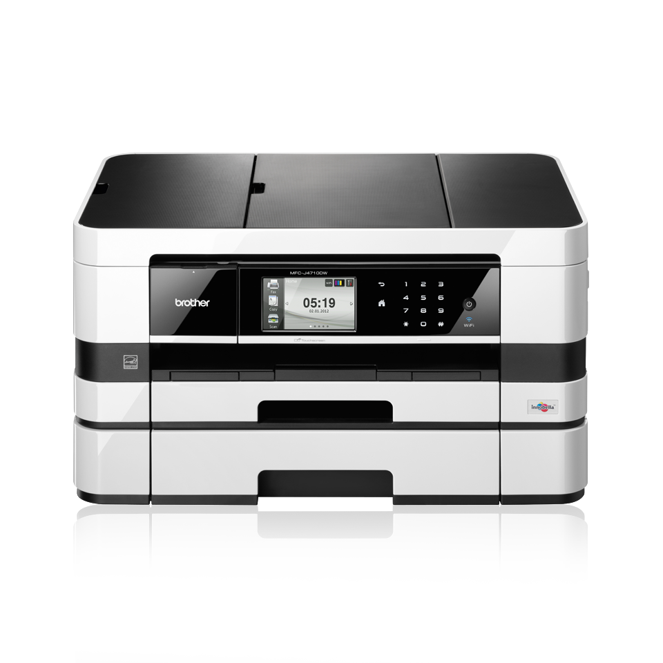 MFC-J4710DW 4-in-1 inkjet printer