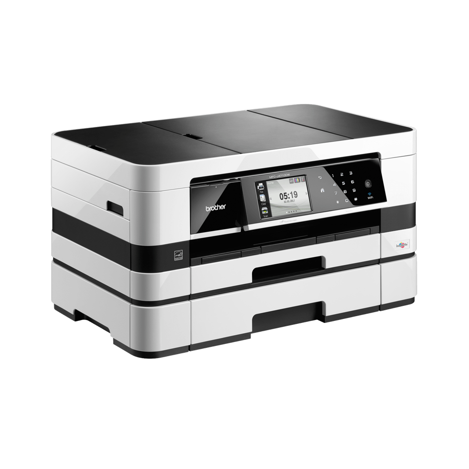 MFC-J4710DW all-in-one inkjet printer 3