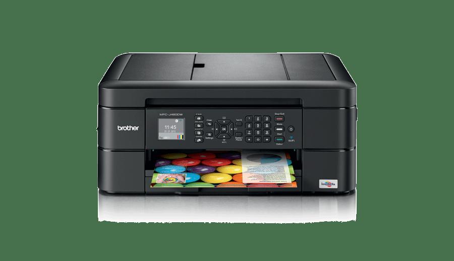 MFC-J480DW all-in-one inkjetprinter 2